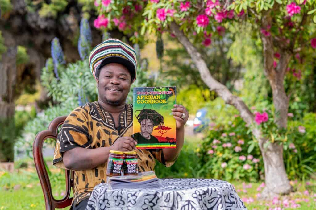 Good Vibration African Cookbook - Ras Ato's Good Vibration African Cookbook