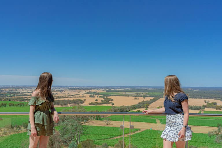 Tourism photos to drive a return to the regional victoria