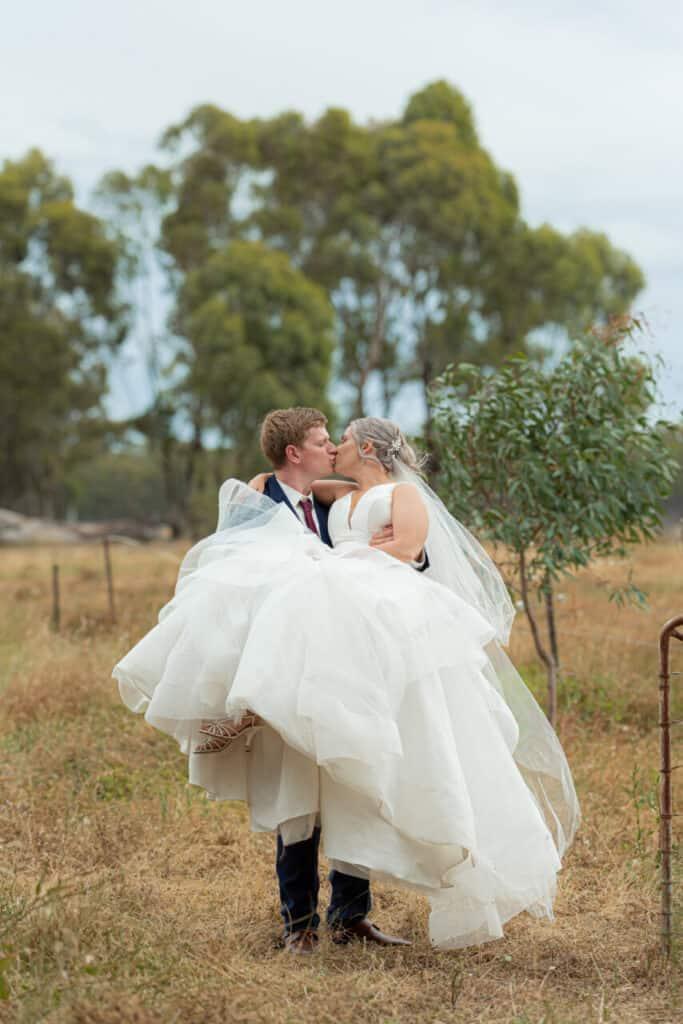 Bendigo Wedding Photographer AJTaylor Images