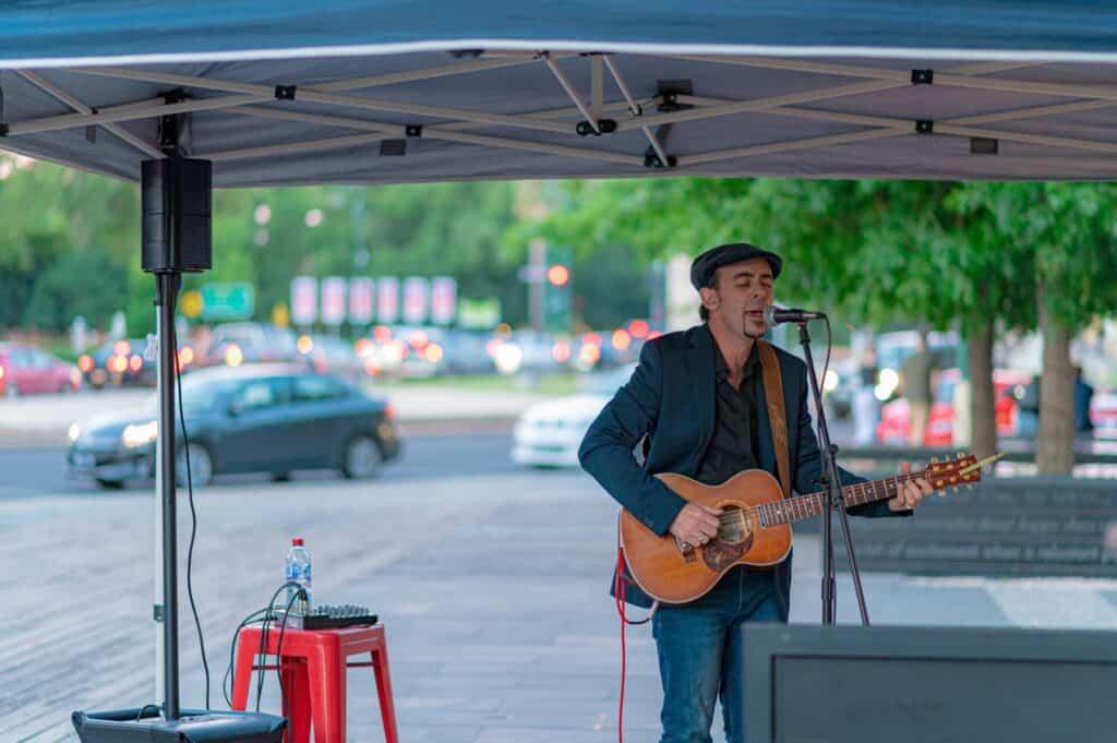 John McNamara music bendigo AJTaylor Images