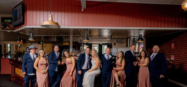 A big month shooting lots of weddings