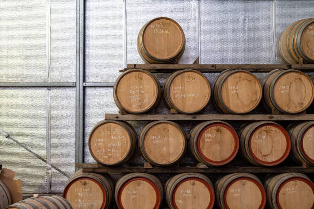 Connor Park Winery Bendigo - Cellar Door